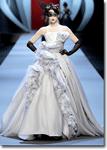 свадебное платье Cristian Dior 2011