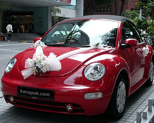 Украшений на свадебную машину своими руками