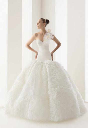 Свадебные платья дизайнера Rosa Clara Свадебные платья дизайнера Rosa Clara