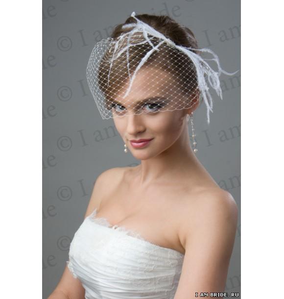 Вуаль свадебная своими руками