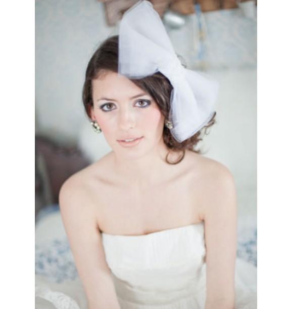 Свадебная шляпка Silvie