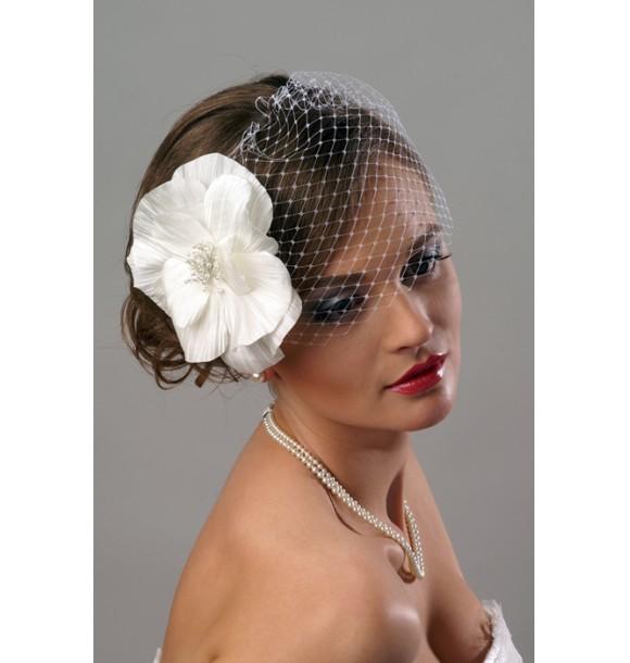Свадебная шляпка Amélie