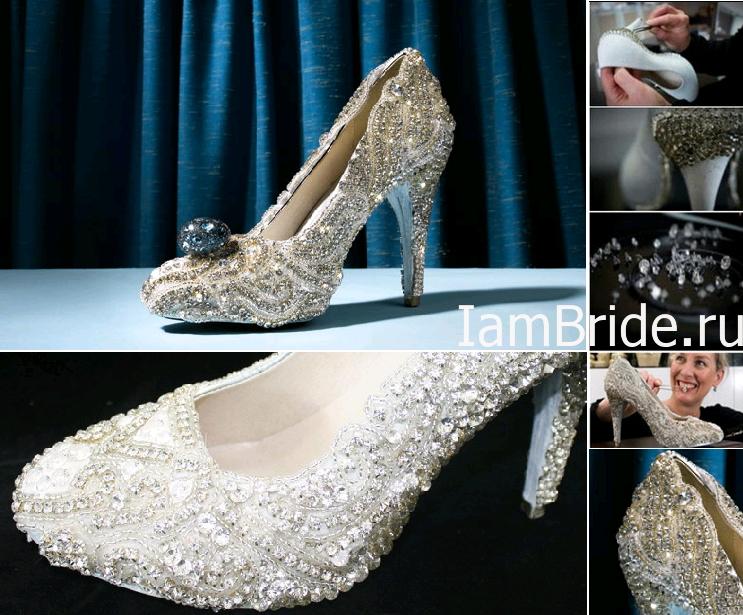 Самые дорогие бриллиантовые туфли в мире! - 19 Февраля 2013